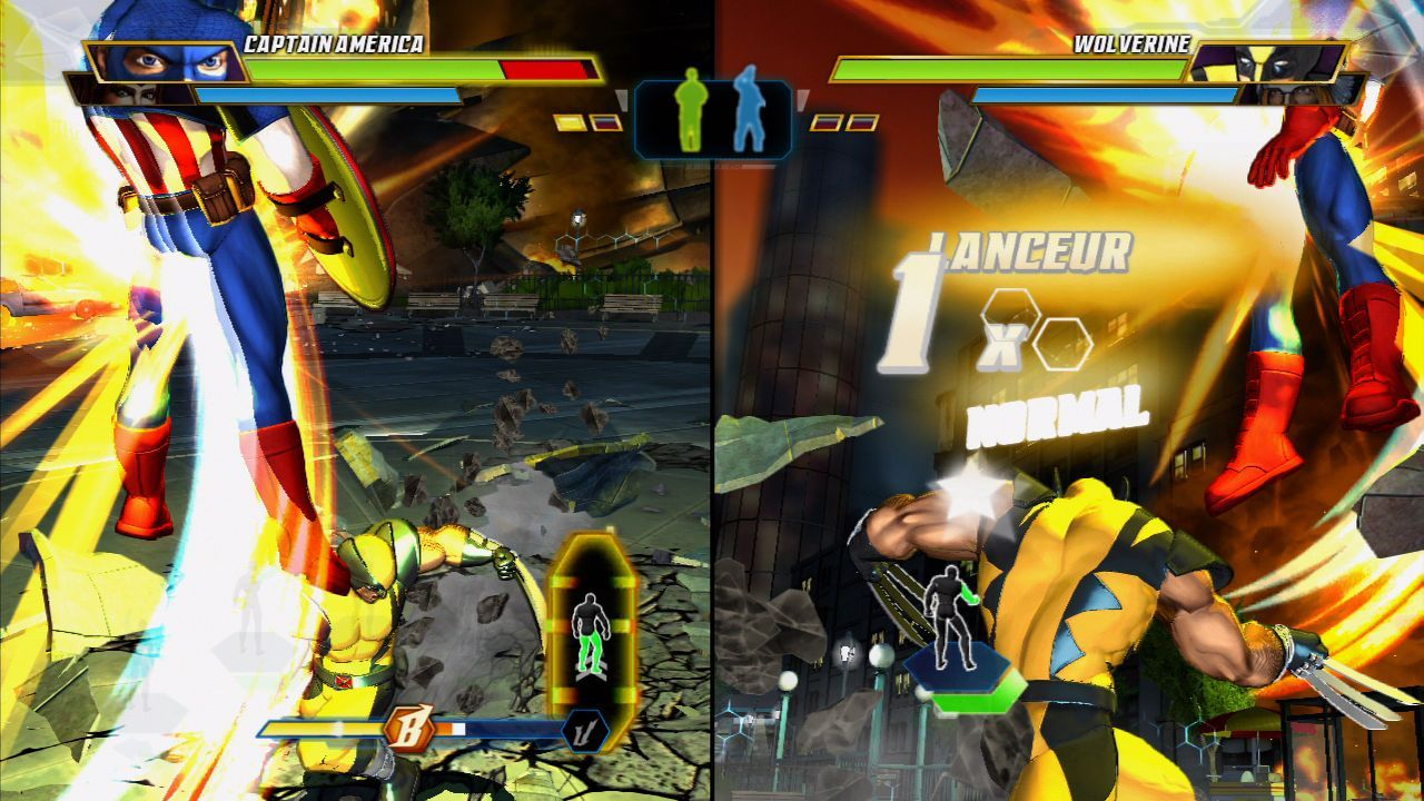 Images Marvel Avengers : Battle for Earth Xbox 360 - 39