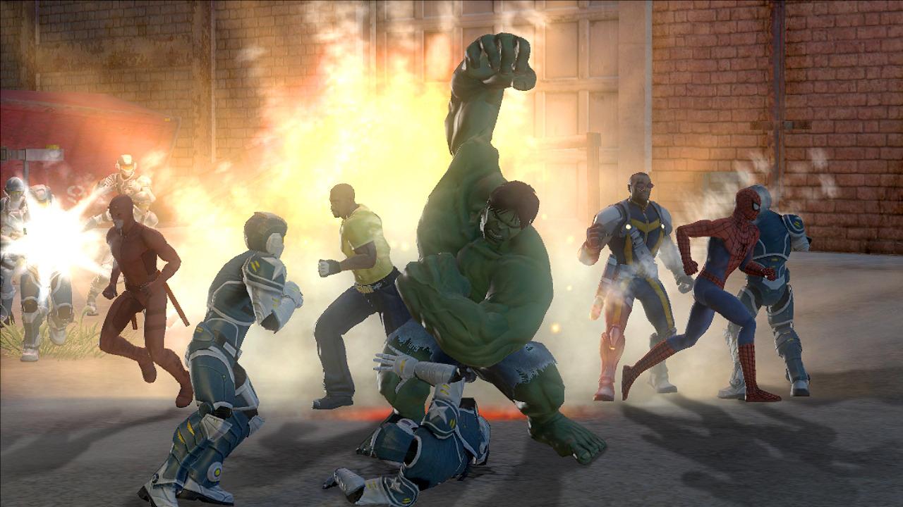 jeuxvideo.com Marvel Ultimate Alliance 2 - Xbox 360 Image 4 sur 200