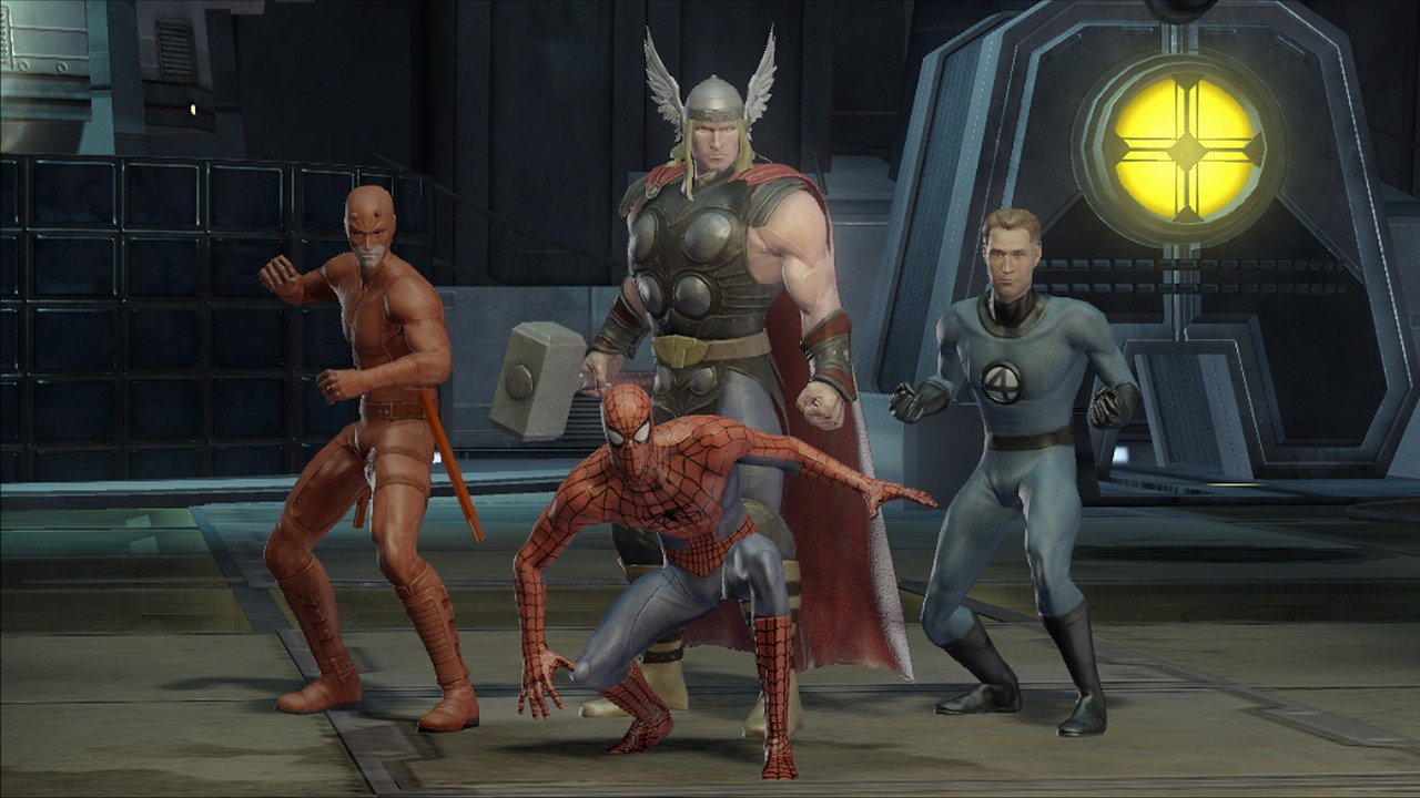 jeuxvideo.com Marvel Ultimate Alliance 2 - Xbox 360 Image 6 sur 200