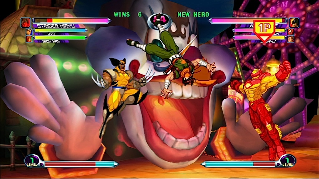 Images Marvel vs. Capcom 2 : New Age of Heroes Xbox 360 - 9