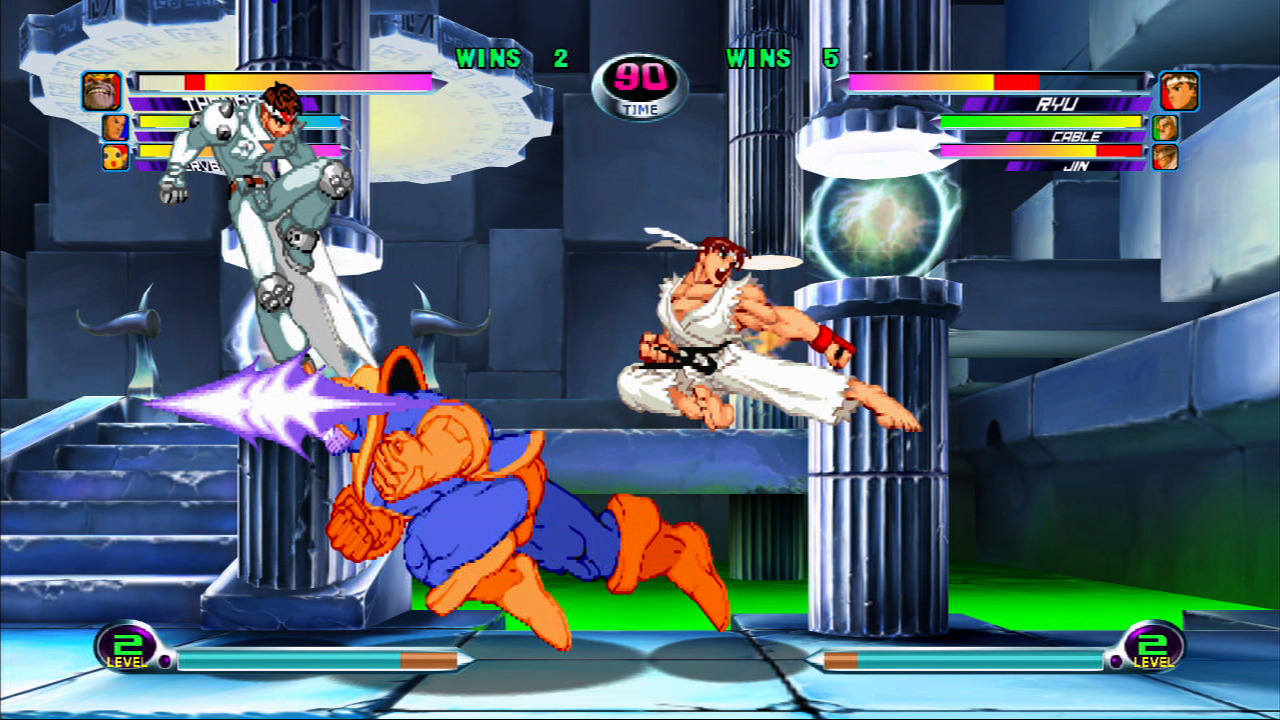 Images Marvel vs. Capcom 2 : New Age of Heroes Xbox 360 - 17