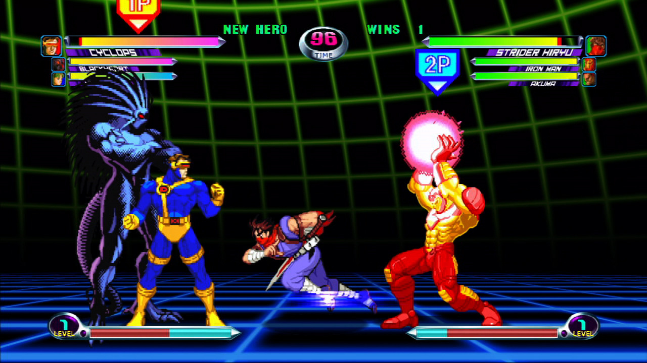 Images Marvel vs. Capcom 2 : New Age of Heroes Xbox 360 - 19