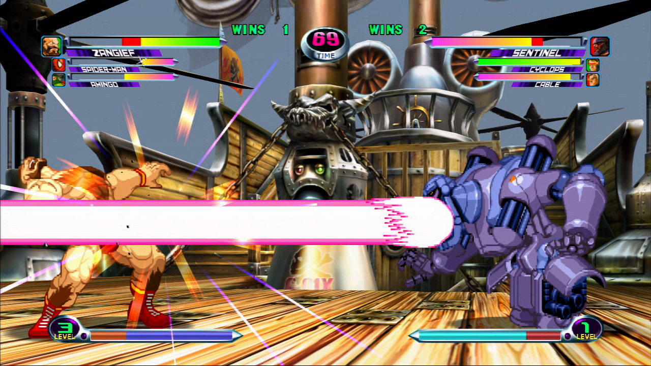 Images Marvel vs. Capcom 2 : New Age of Heroes Xbox 360 - 21