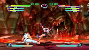 Marvel vs. Capcom 2 : New Age of Heroes Xbox 360