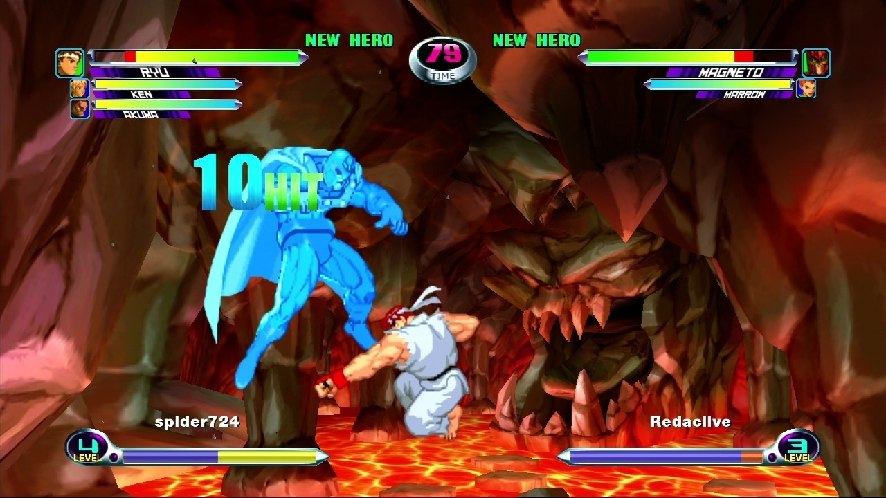 Images Marvel vs. Capcom 2 : New Age of Heroes Xbox 360 - 72