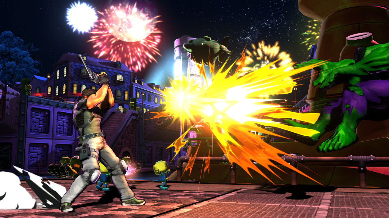 Images Marvel vs. Capcom 3 : Fate of Two Worlds Xbox 360 - 20
