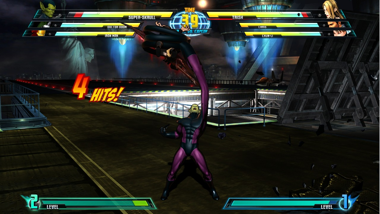 Images Marvel vs. Capcom 3 : Fate of Two Worlds Xbox 360 - 64