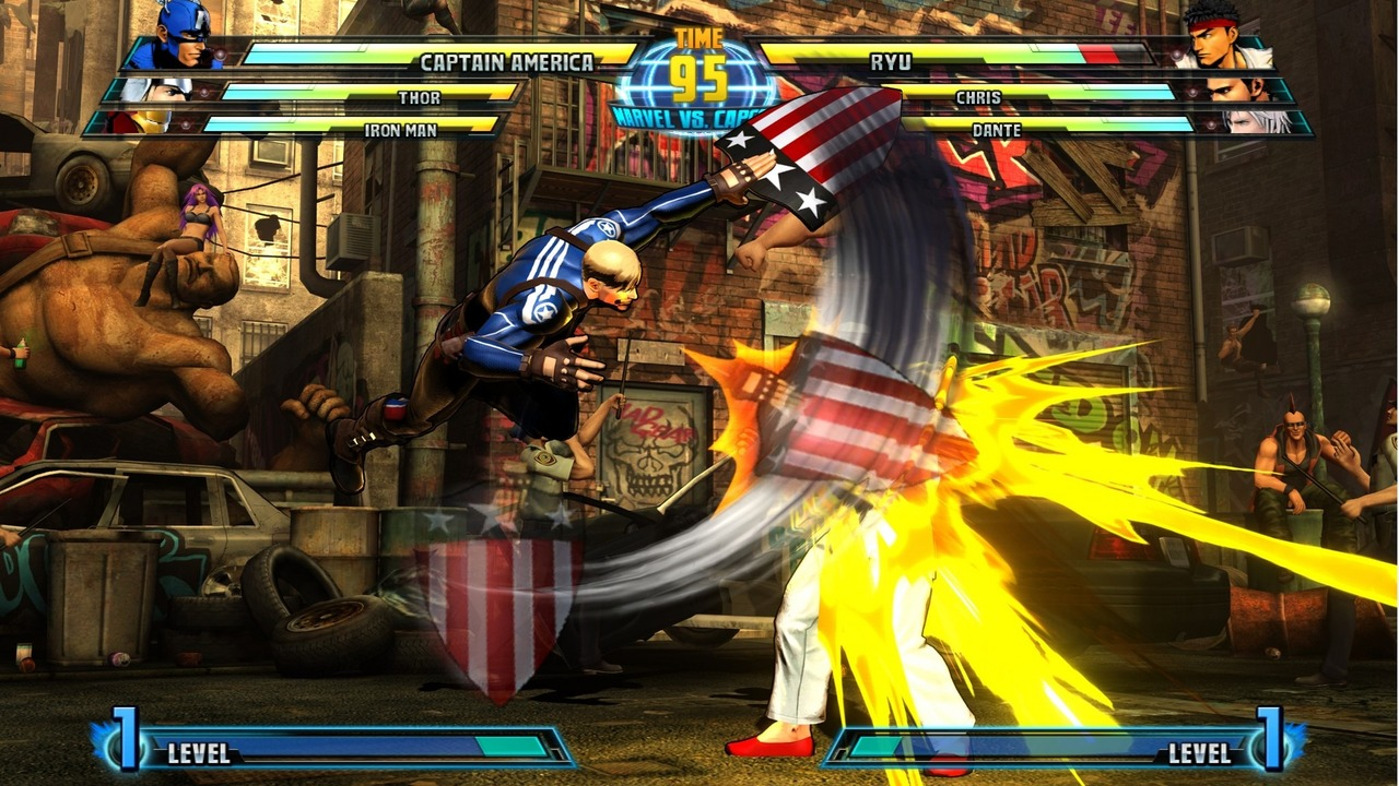 Images Marvel vs. Capcom 3 : Fate of Two Worlds Xbox 360 - 531