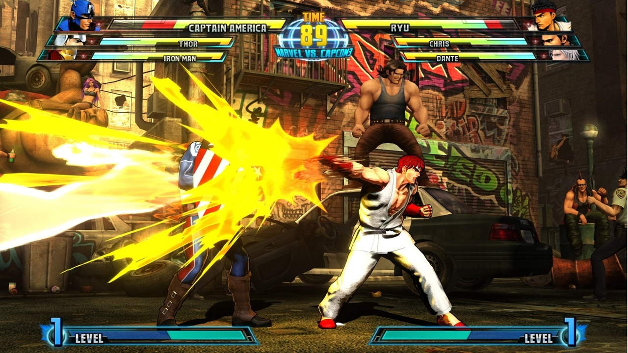 Images Marvel vs. Capcom 3 : Fate of Two Worlds Xbox 360 - 533