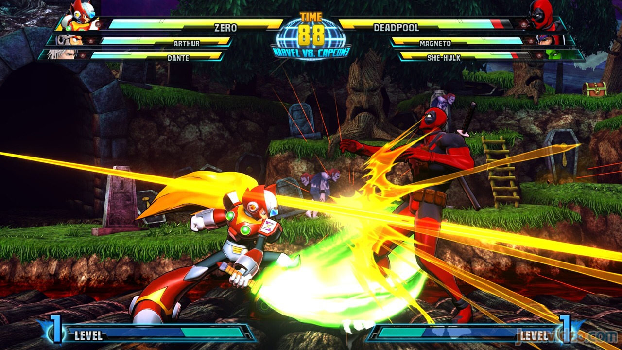 Ultimate Marvel vs  Capcom 3 - Page 16