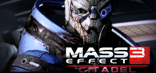 Mass Effect 3 : Citadelle