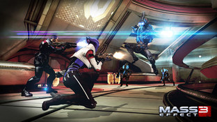 Images Mass Effect 3 : Omega Xbox 360 - 5