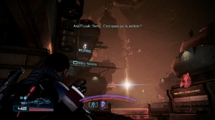 Test Mass Effect 3 : Omega Xbox 360 - Screenshot 13