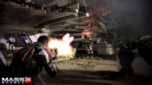 Images Mass Effect 3 Xbox 360 - 1