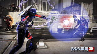 Mass Effect 4 pas avant 2014