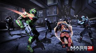 Un sondage concernant le multi de Mass Effect 3