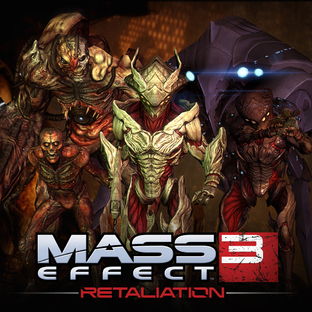 Mass Effect 3: Retaliation, details on the multiplayer pack