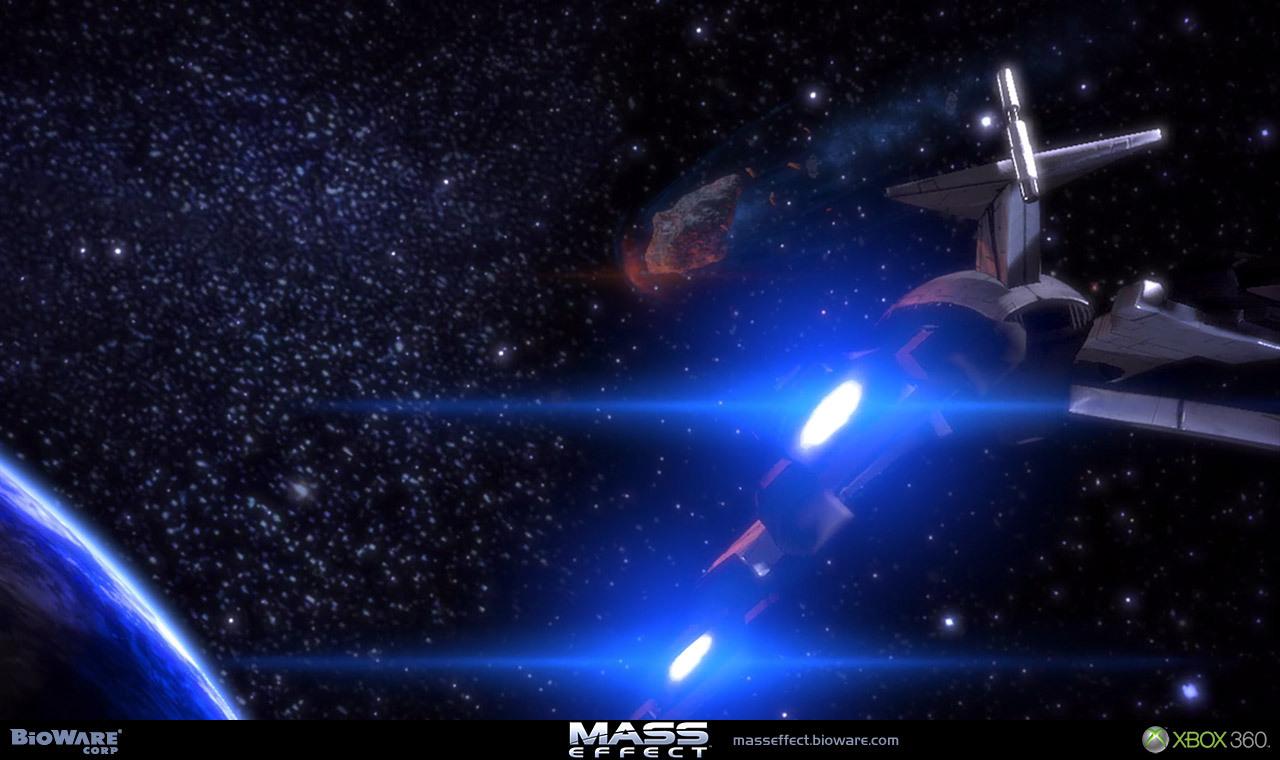 Mass Effect : Turbulences à 900 000 Pieds