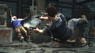 Test Max Payne 3 Xbox 360 - Screenshot 166