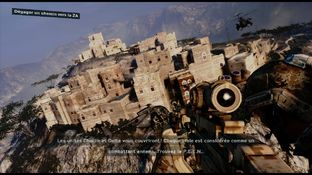 Test Medal of Honor : Warfighter Xbox 360 - Screenshot 36