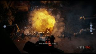 Test Medal of Honor : Warfighter Xbox 360 - Screenshot 43