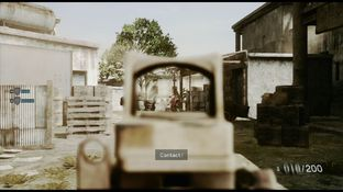 Test Medal of Honor : Warfighter Xbox 360 - Screenshot 45
