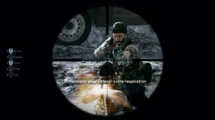 Test Medal of Honor : Warfighter Xbox 360 - Screenshot 46