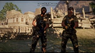 Test Medal of Honor : Warfighter Xbox 360 - Screenshot 48