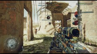 Test Medal of Honor : Warfighter Xbox 360 - Screenshot 51