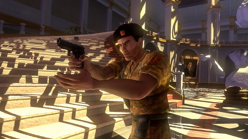 Images Mercenaries 2 : L