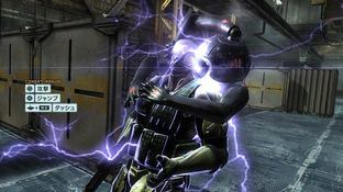 Images de Metal Gear Rising : Jeux de mains...