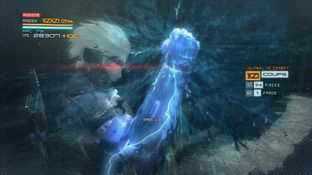 Test Metal Gear Rising : Revengeance Xbox