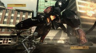 Test Metal Gear Rising : Revengeance Xbox 360 - Screenshot 172