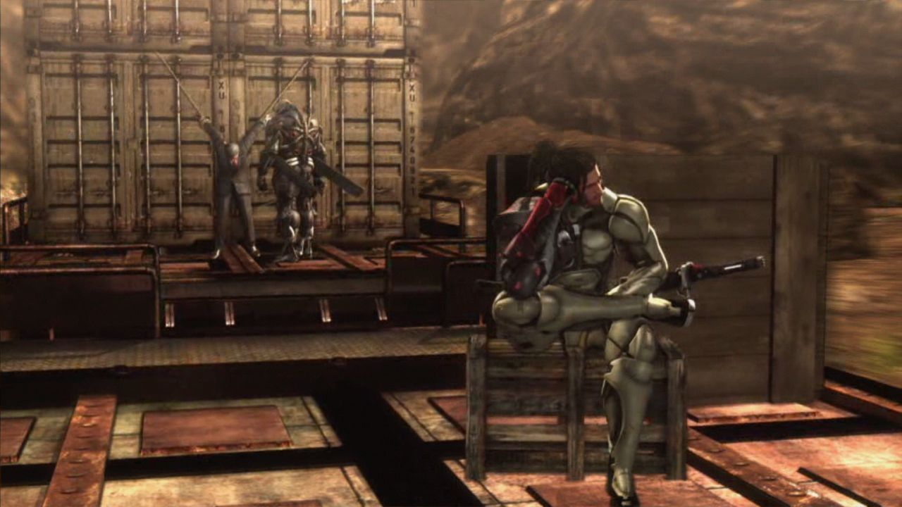 Images Metal Gear Rising : Revengeance Xbox 360 - 177