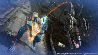 Metal Gear Rising : Le DLC Blade Wolf s'illustre