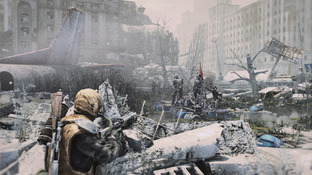 Aperçu Metro Last Light - E3 2012 Xbox 360 - Screenshot 4