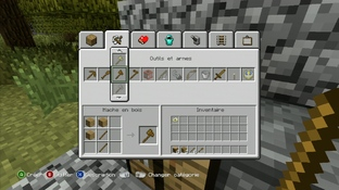 Test Minecraft Xbox 360 Edition Xbox 360 - Screenshot 15