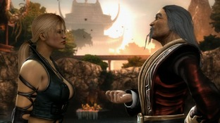 Test Mortal Kombat Xbox 360 - Screenshot 39