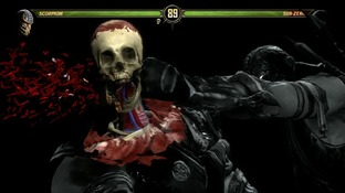 Test Mortal Kombat Xbox 360 - Screenshot 40