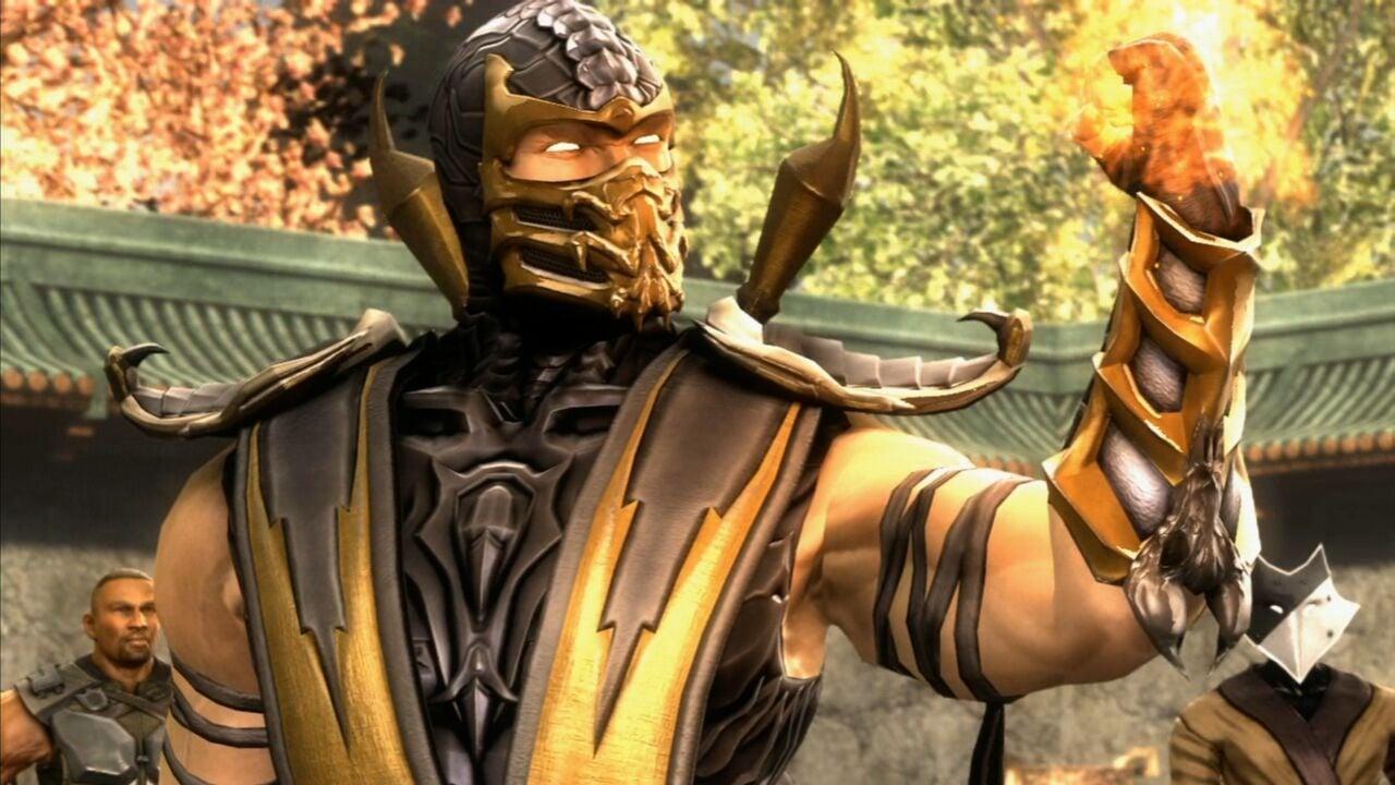Mortal Kombat Komplete Edition FLT