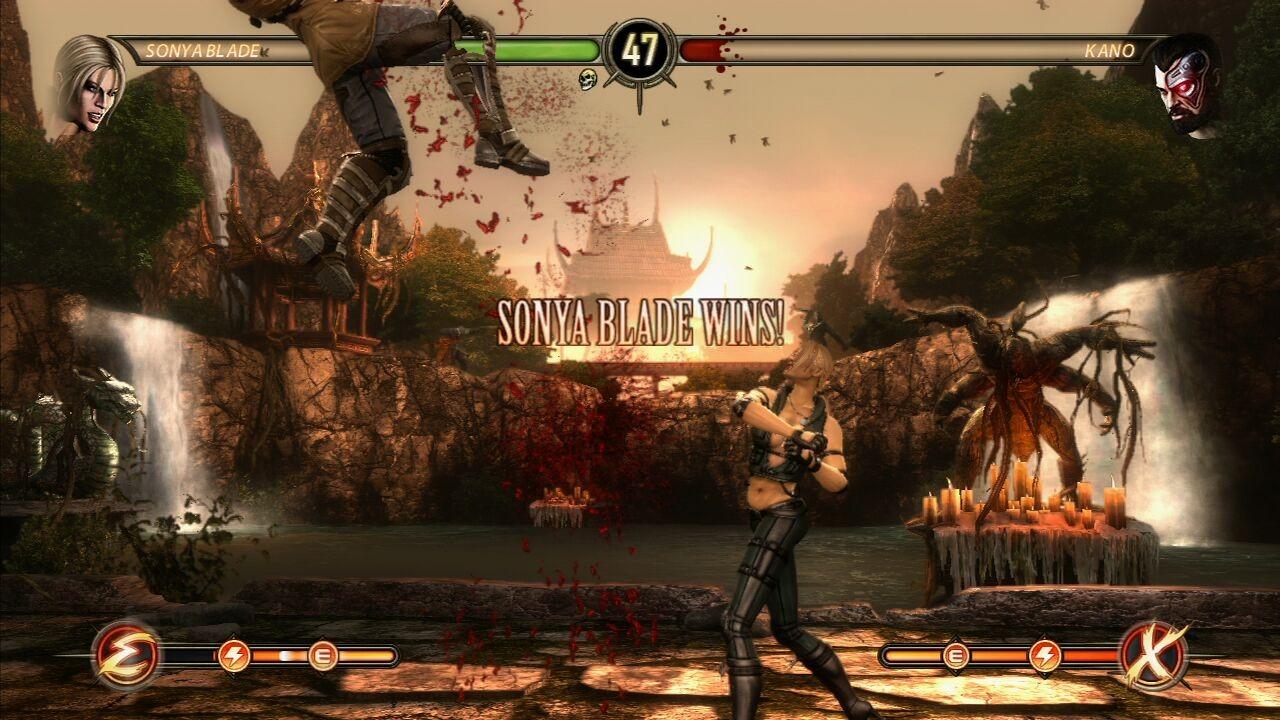 jeuxvideo.com Mortal Kombat - Xbox 360 Image 46 sur 343