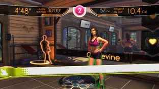 Test My Body Coach 3 Xbox 360 - Screenshot 4
