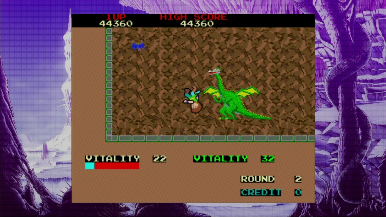 Namco Museum : Virtual Arcade