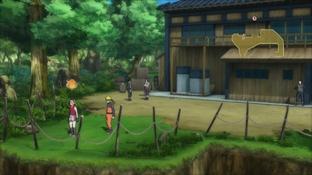 Aperçu Naruto Shippuden Ultimate Ninja Storm 3 Xbox 360 - Screenshot 124