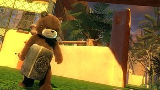 Date and pictures of Naughty Bear: Panic in Paradise