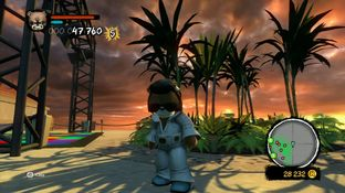 Test Naughty Bear : Panic in Paradise Xbox 360 - Screenshot 15