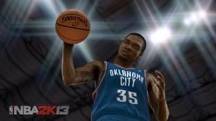 Nouveau DLC de NBA 2k13 disponible