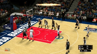 Test NBA 2K13 Xbox 360 - Screenshot 11