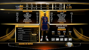 Test NBA 2K13 Xbox 360 - Screenshot 12