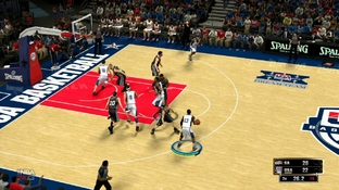 Test NBA 2K13 Xbox 360 - Screenshot 16